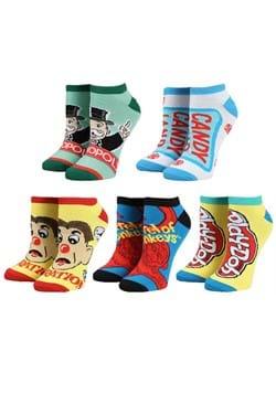 Hasbro Gaming Ankle Socks 5 Pack