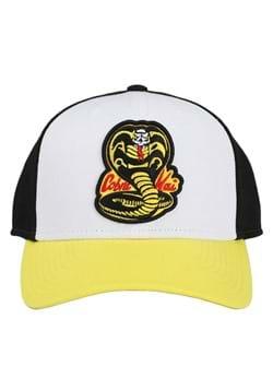 Cobra Kai No Mercy Embroidered Pre Curved Snapback