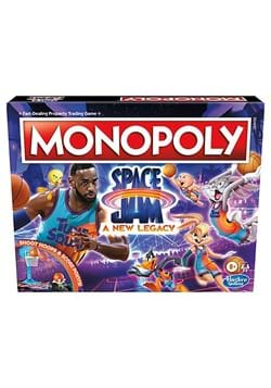 Space Jam Edition Monopoly Game