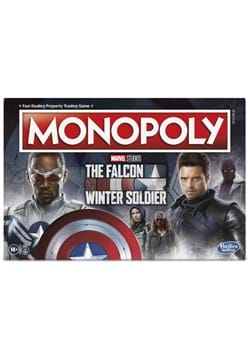 Monopoly Marvel The Falcon and the Winter Soldier Edition