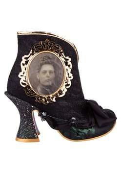 Irregular Choice Ghostly Waltz Ankle Boot Heel