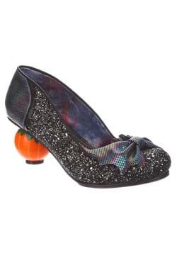 Irregular Choice Pumpkin Patch Purple Heel
