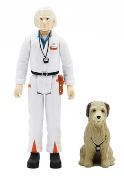 Back to the Future Reaction Figure Wave 2 Doc Brown