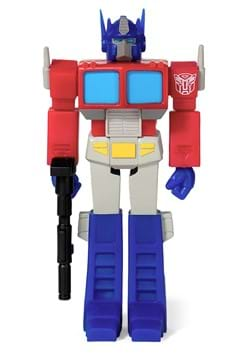 Transformers Reaction Figure Optimus Prime