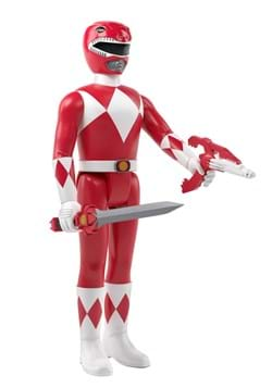 Mighty Morphin Power Rangers Reaction Figure Red Ranger