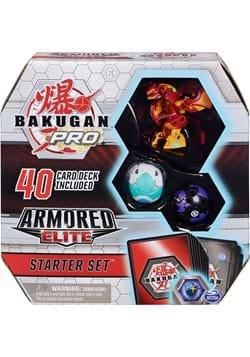 Bakugan Pro Armored Elite Starter Set