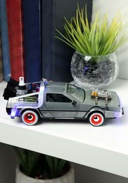 1 24 Scale Back To The Future 3 Time Machine