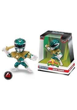 4 Inch Metals Power Rangers Green Ranger Figure