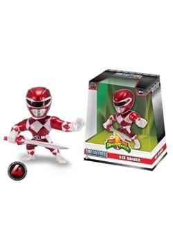 4 Inch Metals Power Rangers Red Ranger Figure
