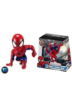 Marvel 6 Metals Ultimate Spider Man Figure
