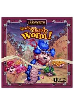 Jim Henson Labyrinth Ready Steady Worm