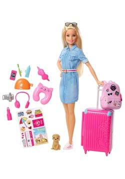 Barbie Dreamhouse Adventures Travel Doll Accessories