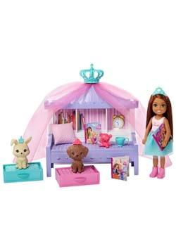 Barbie Princess Adventure Chelsea Pet Canopy Plays