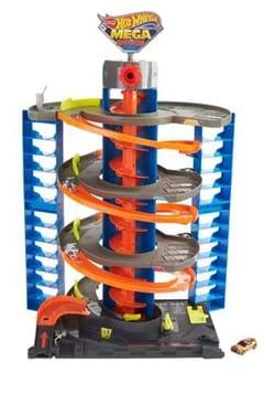 Hot Wheels City Mega Garage Playset