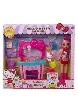Hello Kitty Friends So Delish Kitchen Playset