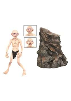 DIAMOND SELECT LORD OF THE RINGS DLX GOLLUM FIGURE