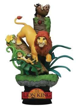 Beast Kingdom Disney Classics Lion King D Stage 6in