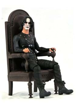 Diamond Select The Crow Sitting Deluxe