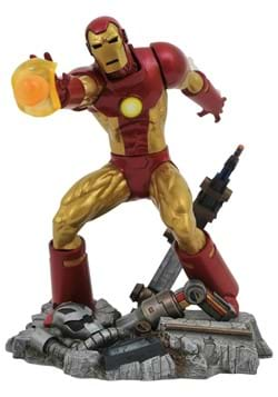 Diamond Select Marvel Gallery Comic Iron Man PVC