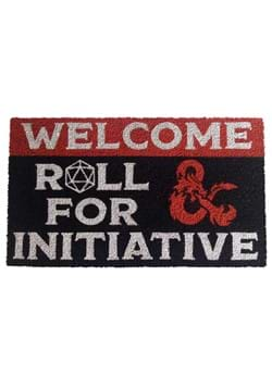 Dungeons and Dragons Welcome Doormat
