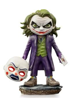 The Dark Knight Joker MiniCo Statue