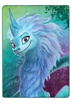 "Raya and the Lost Dragon Sisu Colors 46""x60"" Silk"