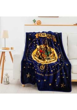 """Harry Potter House of Hogwarts 46""""x60"""" Silk Touch"""