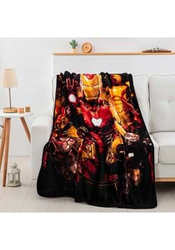 Avengers Iron Legacy 46x60 Silk Touch Throw