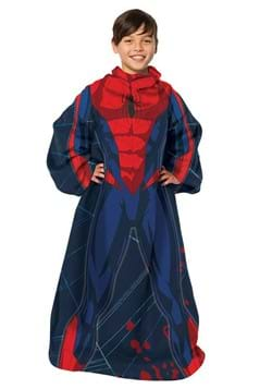 Spider Man Juvy Comfy Throw