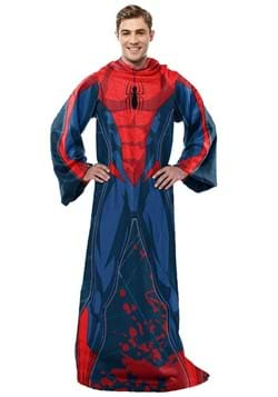 Spider Man Adult Silk Touch Comfy Throw