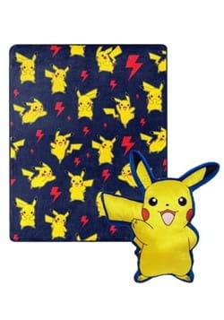 Pokemon Lightning Zap Throw with Hugger