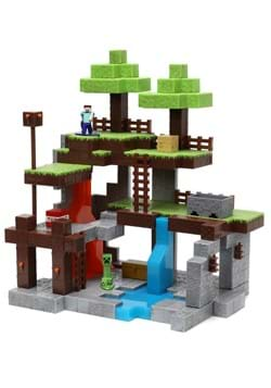 Minecraft Nanofigs Nano Scene Overworld