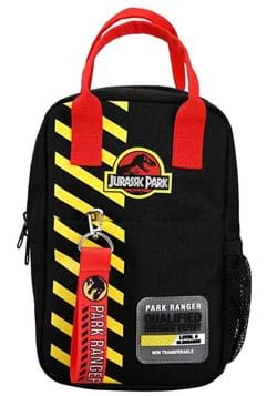 JURASSIC PARK TOP HANDLE INSULATED LUNCH TOTE