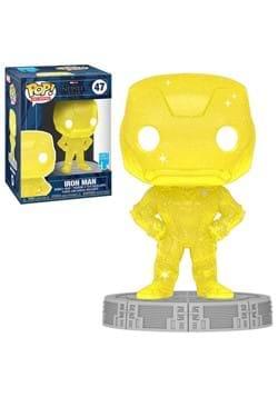 Funko POP Artist Series Infinity Saga Iron Man YW