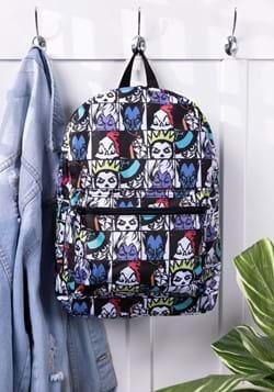 Disney Villains Character Tile Backpack
