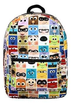 Disney Pixar Character Tile Backpack