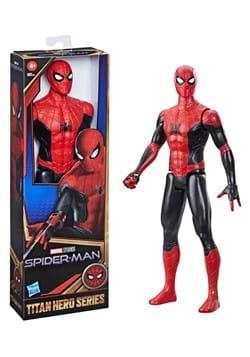 Spider-Man Titan Hero Series Black and Red Suit 12