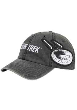 STAR TREK ENTERPRISE PIGMENT DYE SIDE ART HAT