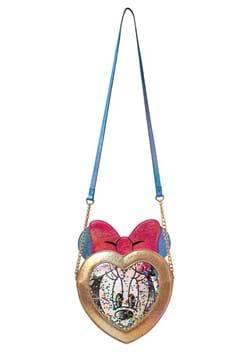 Danielle Nicole Minnie Mouse Confetti Crossbody Bag