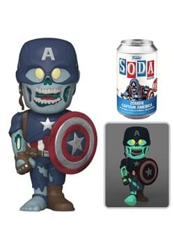 Vinyl SODA: What If - Zombie Captain America
