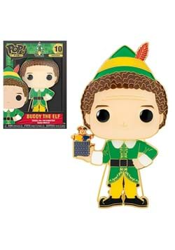 Funko POP Pins: Elf: Buddy