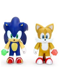 """Sonic the Hedgehog 3"""" Vinyl 2-Pack Sonic & Tails"""
