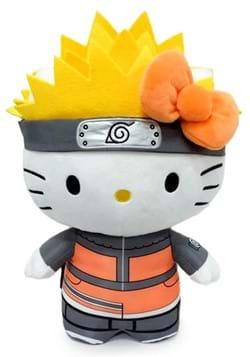 """Naruto x Hello Kitty Naruto 13"""" Plush"""