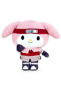 "Naruto x Hello Kitty Sakura 13"" Plush"