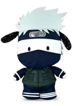 Naruto x Hello Kitty Kakashi 13 Inch Plush