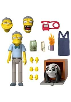 The Simpsons Ultimates Moe 7-Inch Action Figure