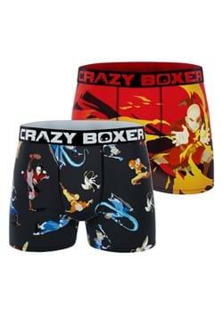 Men's 2 Pack Zuko + Avatar Boxer Briefs