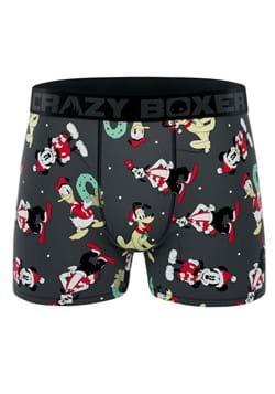 Mens Disney Mickey and Pals XMAS Boxer Briefs