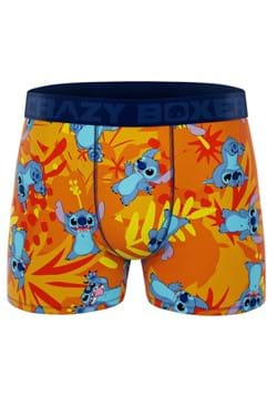 Men's Lilo and Stitch Tropical Stitch Boxer Briefs