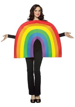 Reading Rainbow Costume